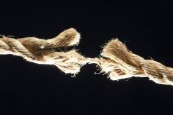 frayed-rope